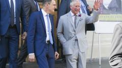Vizita Printului Charles la Cluj Napoca