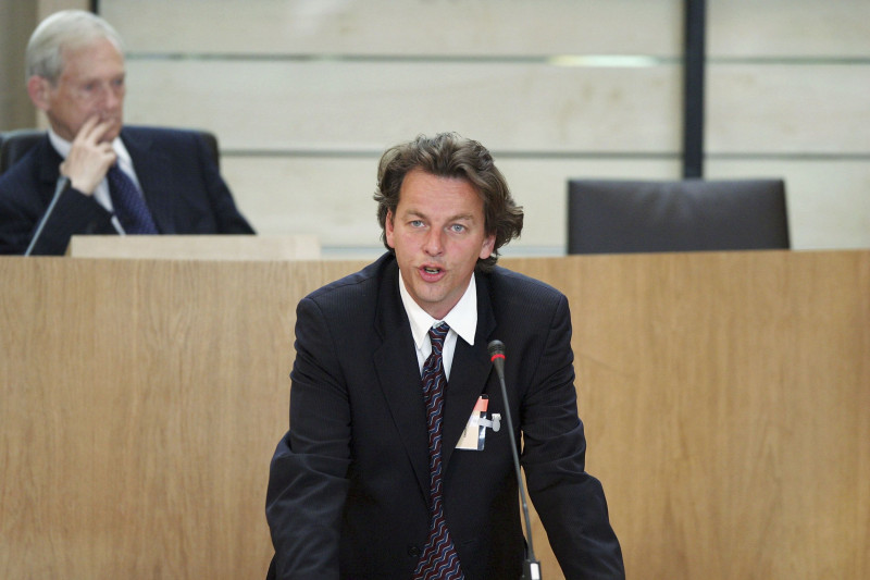 Opening Ceremony Of The G8 Parliamentarian's Conference On Africa