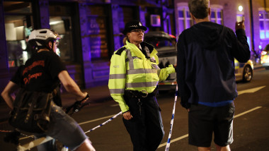 Police Respond To Terror Attacks At London Bridge And Borough Market