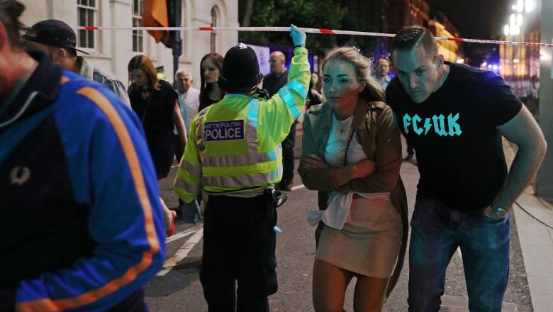 Police Respond To Terror Attacks At London Bridge And Borough Market
