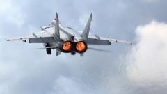 avion rusesc de vanatoare MiG-31