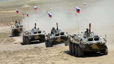 rusia exercitii militare