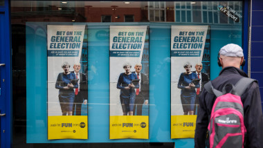 UK General Election 2017 - Daily Sightings