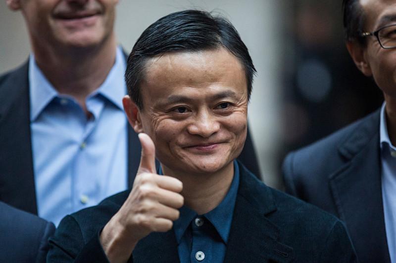 Milliardarul chinez Jack Ma