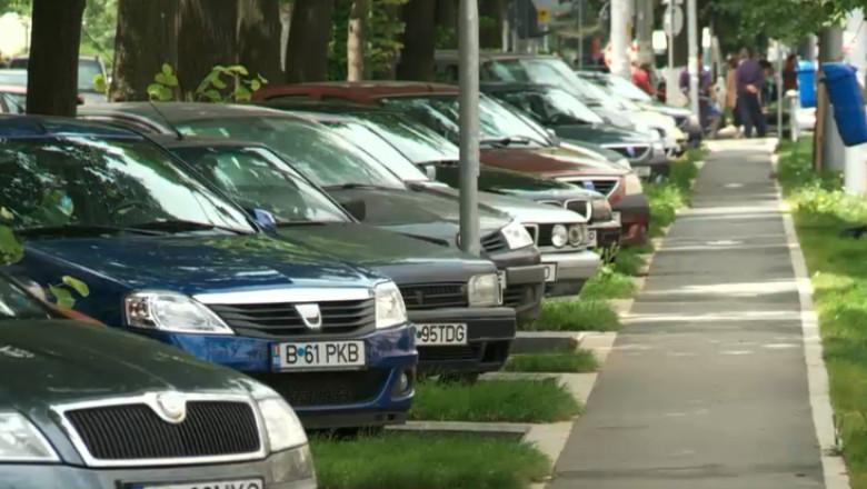 parcare masini bucuresti