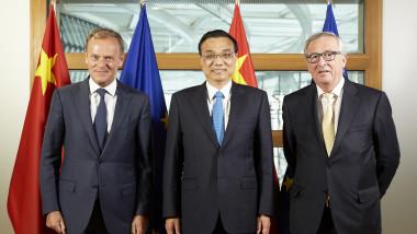 summit ue-china