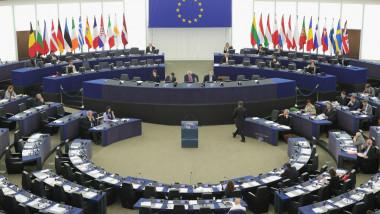 parlament european sedinta