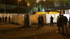 olanda concert incident terorism