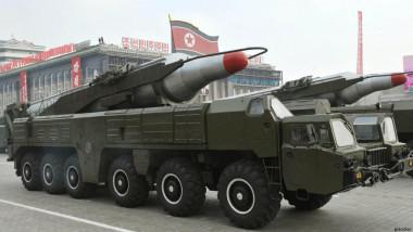 racheta interbalistica nord-coreeana