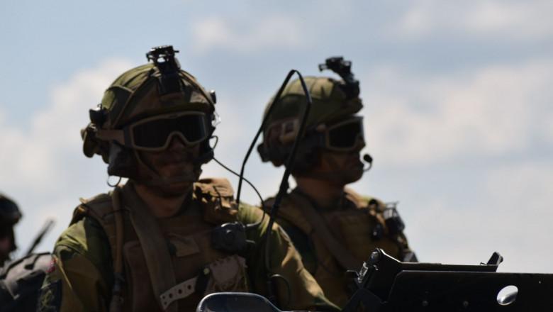 Exercitiu militar NATO