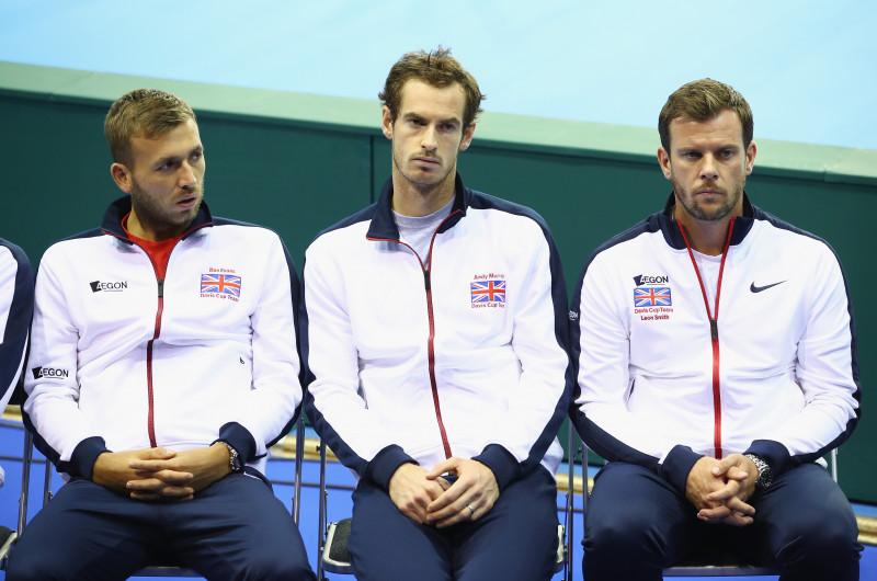 Great Britain v Argentina: Davis Cup Semi Final 2016 - Previews