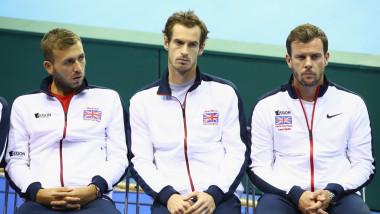 tenis cupa davis marea britanie