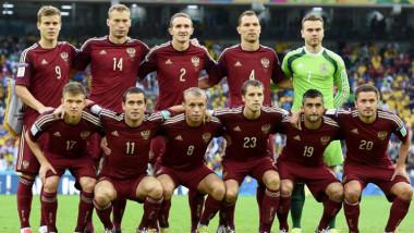 echipa rusia