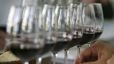 The Annual Wine Competition Tastings In Tel Aviv
