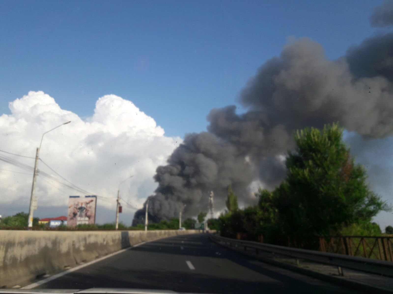 incendiu Balotesti 5 270617