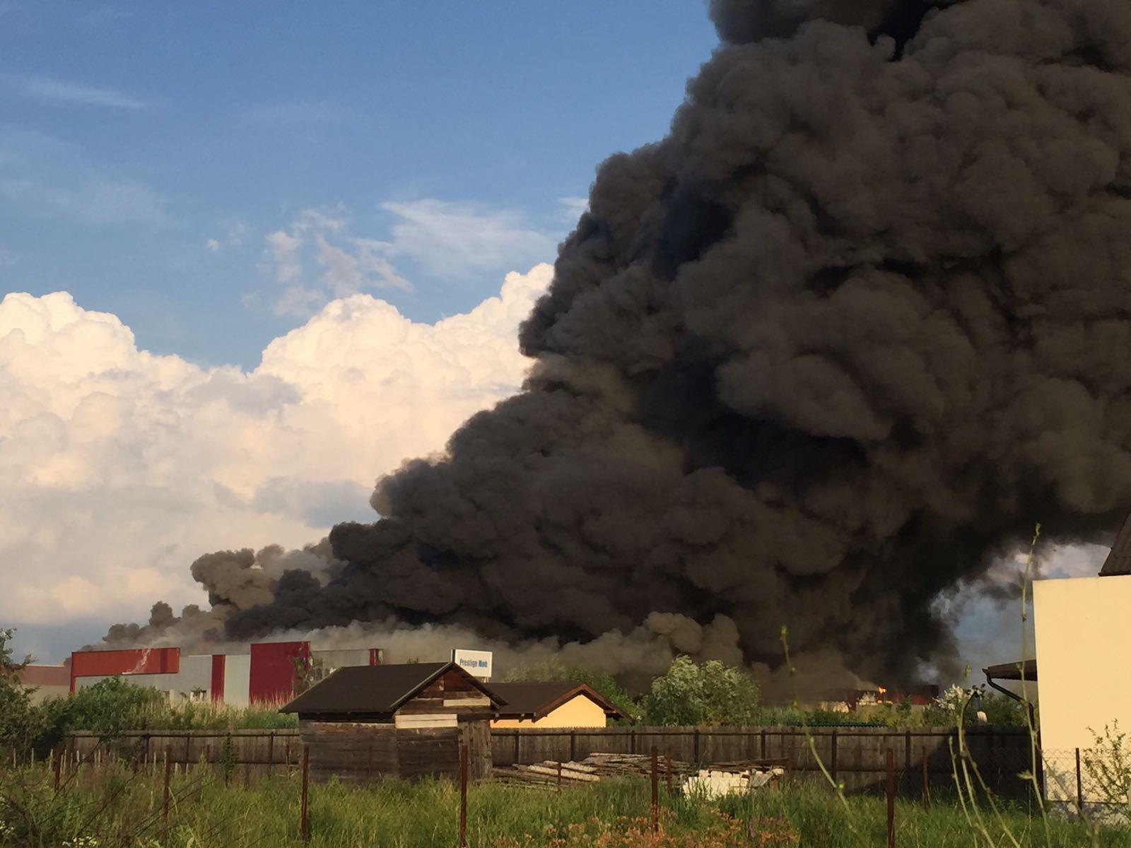 incendiu Balotesti 17 270617