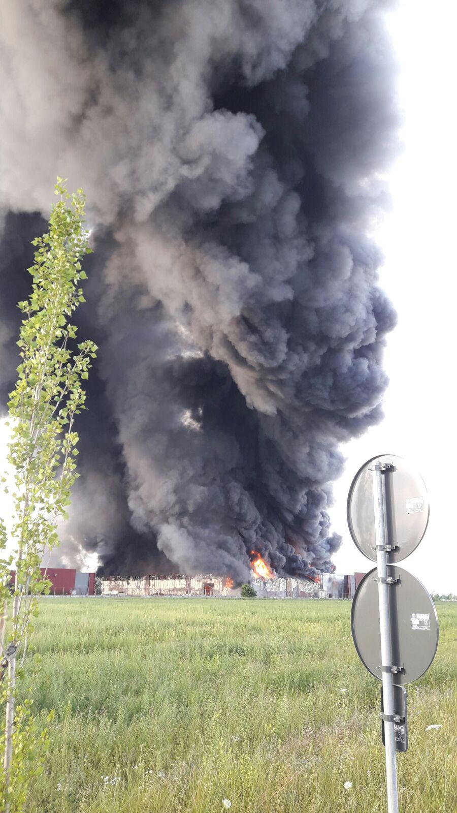 incendiu Balotesti 29 270617