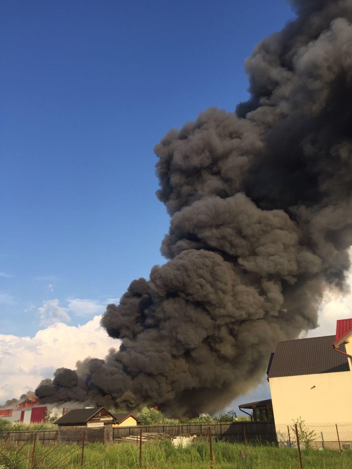 incendiu Balotesti 22 270617
