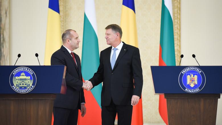 iohannis rumen radev - presidency