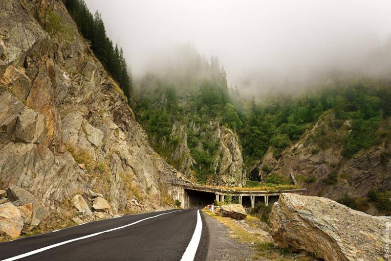 tunel transfagarasan fb