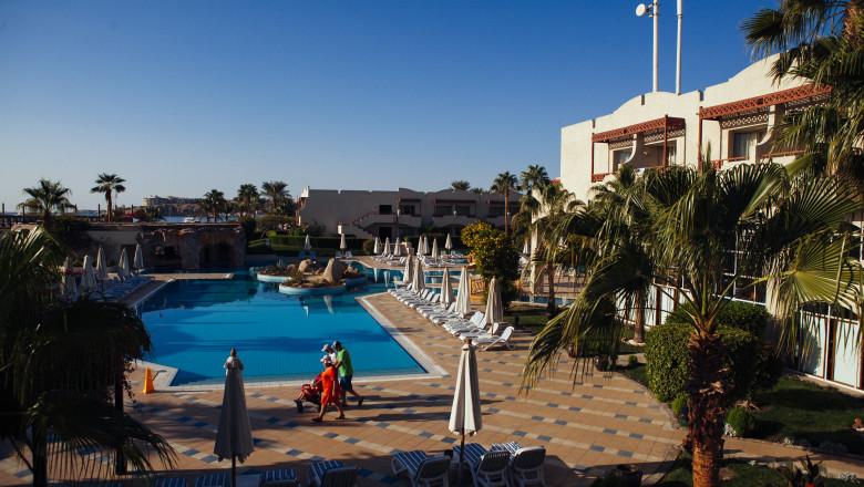 Egipt piscina hotel vacanta