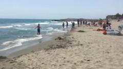 plaja valuri