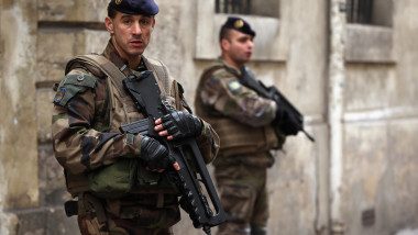 Tributes And Reaction To Paris Terror Attacks After Gunmen Kill 17 People