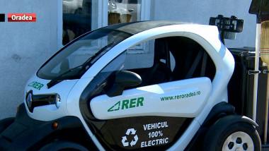 masina electrica RER