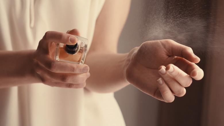 parfum miros placut