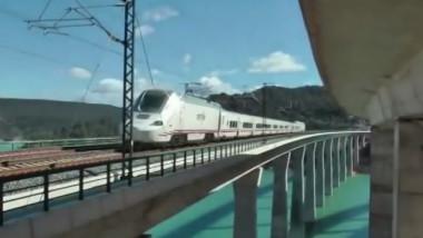 tren spania