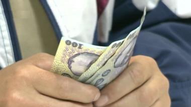captura noua bani 300 de lei