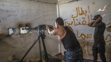 Iraqi Forces Battle Remaining IS Militants In Mosul