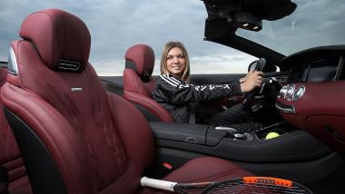 Simona Halep_Ambasador Mercedes-AMG (3)