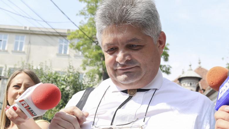 Florin Secureanu audiat la DNA.