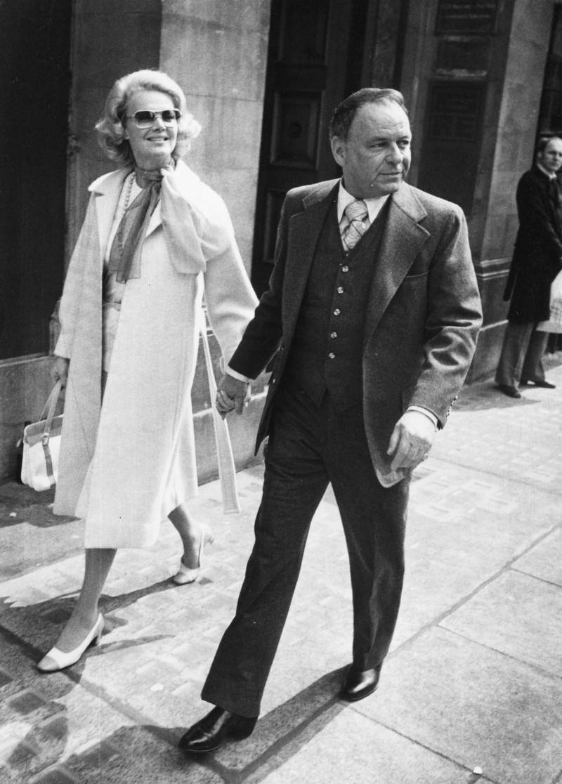 Sinatra And Marx