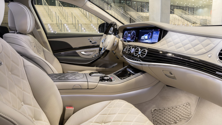 Mercedes-Maybach S 650; X222; 2017