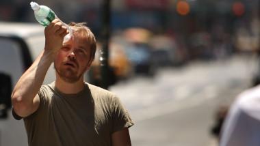 New York City Hit With Stifling Record Heat