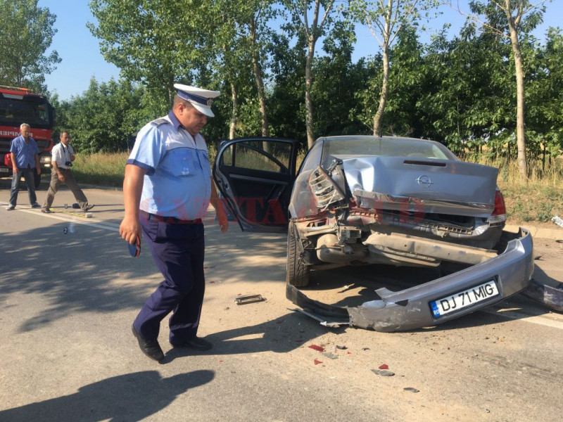 accident segarcea