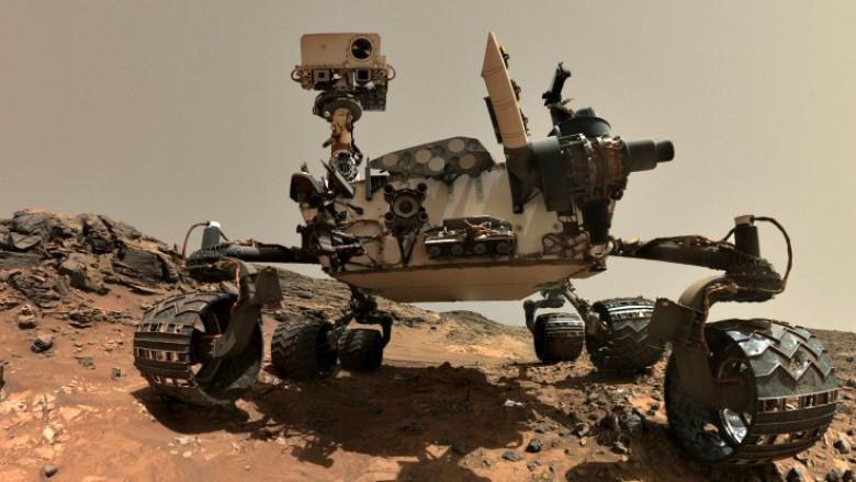 rover nasa marte