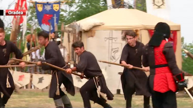 festival medieval Ardud