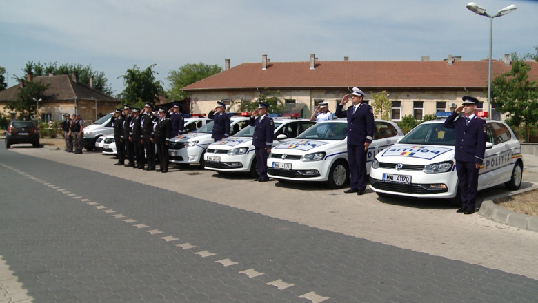 politisti comemorare Oradea