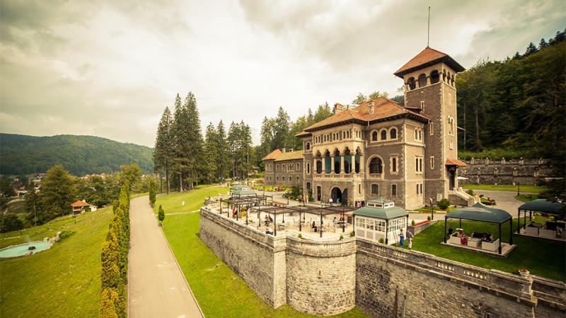 castelul cantacuzino busteni