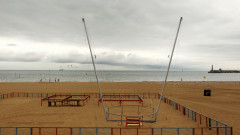 Summer Washout As Seaside Resorts Feel The Brunt Of The Rainfall