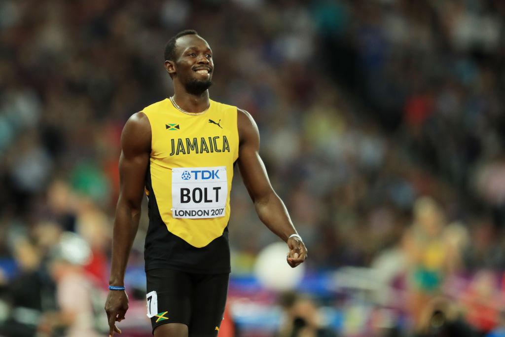 Usain Bolt renunţa la ideea de a deveni fotbalist. Ce vrea sa faca