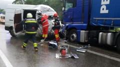 Accident Caineni Valea Oltului 070817 (1)