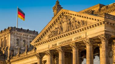 parlament reichstag berlin germania