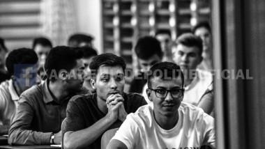 academia politie examen 2
