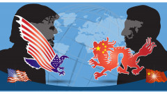 grafica china vs sua shutterstock
