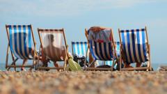 Temperatures Soar As UK Heatwave Returns