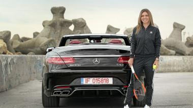 Simona Halep_Ambasador Mercedes-AMG (5)